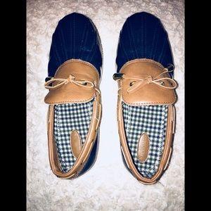 Merona duck shoes